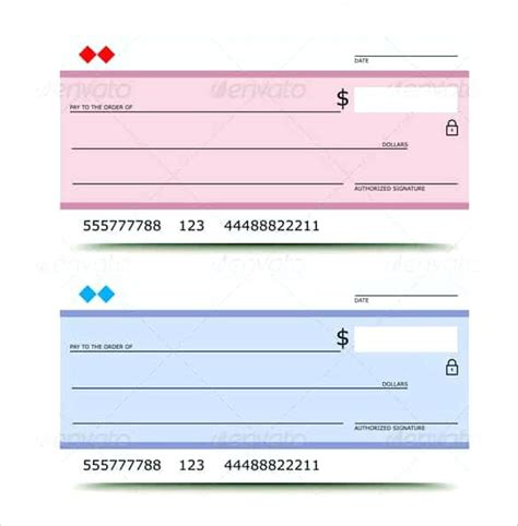 Presentation Check Template Large Blank Post Big Template Gbooks Novelty Cheque Template Free