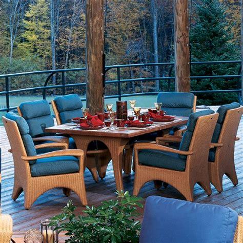 lane venture wicker furniture eddie bauer d collection