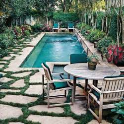 25 fabulous small backyard designs with swimming pool architecture