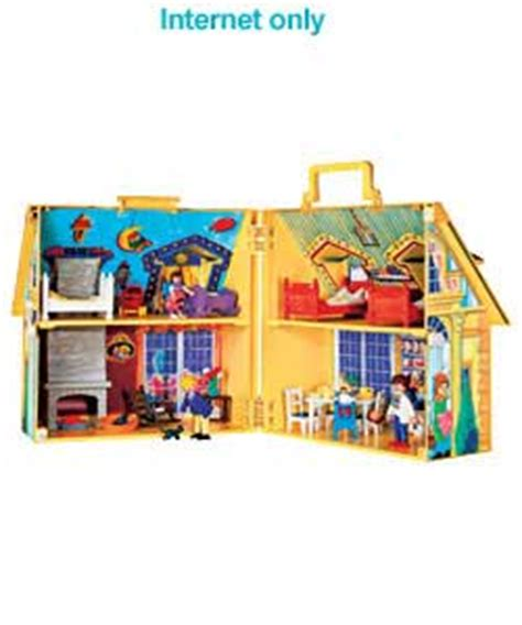 take along dolls house playmobil house