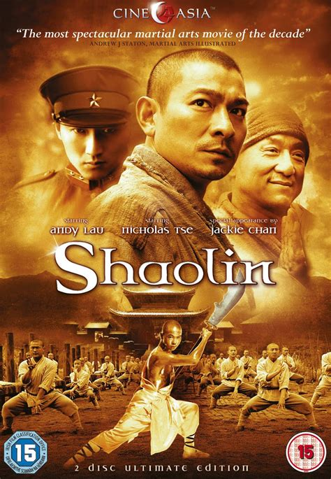 chinese film news cool target action movie reviews shaolin