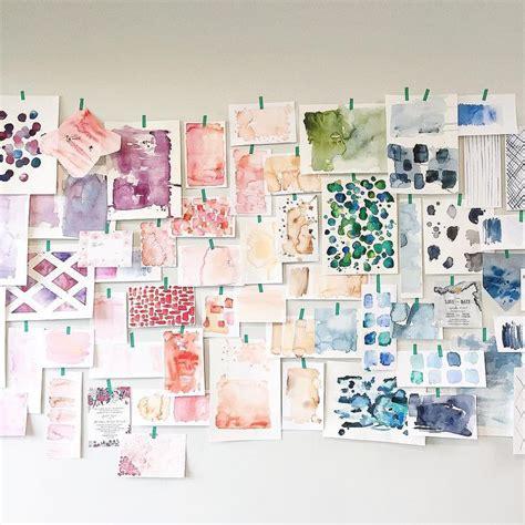 watercolor check pattern best 25 watercolor pattern ideas on pinterest