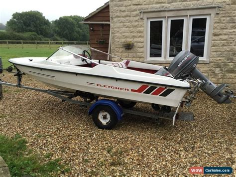 fletcher boats for sale fletcher arrowflyte 14 gto speed boat for sale in united
