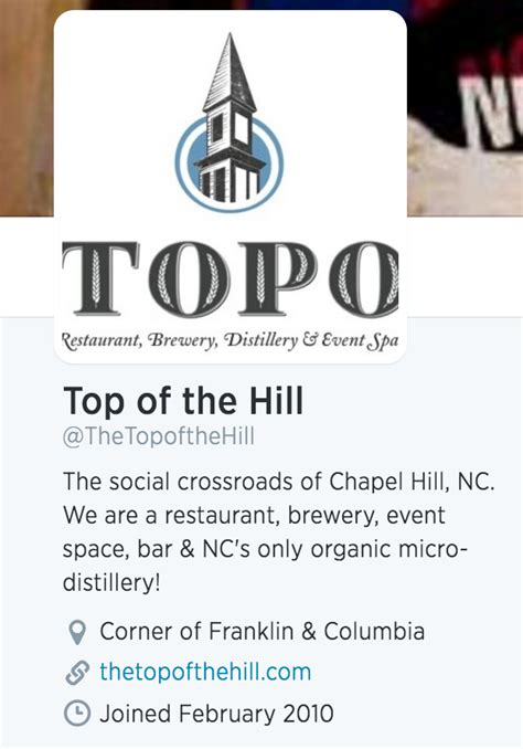 Top Of The Hill Bar by How Restaurants Bars And Clothing Stores Can Use