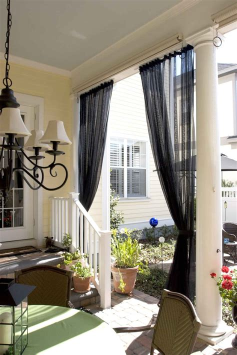 screen drapes for outdoor curtains for patios curtains blinds