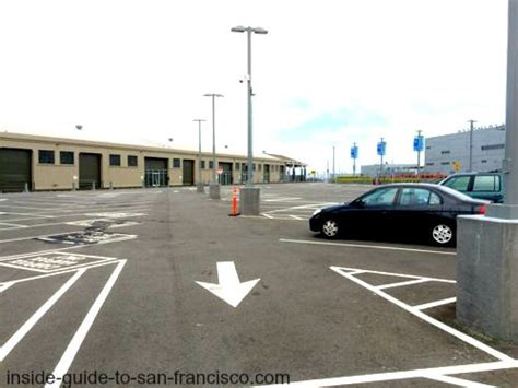 Pier 33 Parking Garage by Sf Embarcadero Parking Best Places To Park