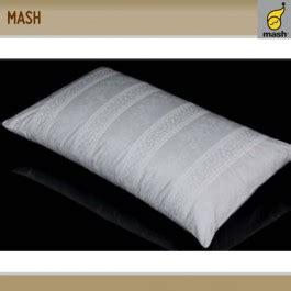 almohadas mash precios almohada de fibra recomendada para al 233 rgicos mash pluma