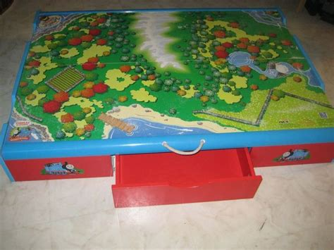 The Storage Engine For The Table Doesn T Support Repair by The Tank Engine Trundle Play Table With Storage Drawer