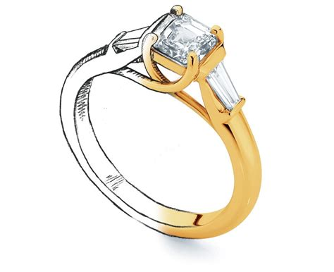 Custom Made Engagement Rings by Custom Made Engagement Rings Uniquely Yours