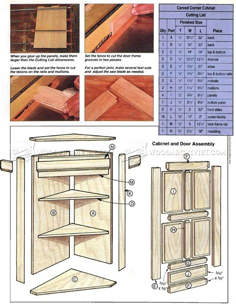 Wooden Toy Furniture Plans