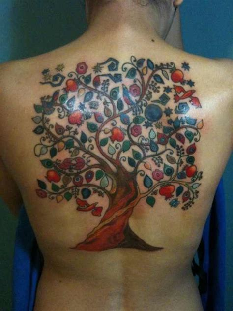 tattoo images tree of life fruits tree of life tattoo design of tattoosdesign of