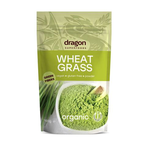 organic wheatgrasses powder