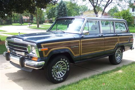 jeep wagoneer 1989 world classic autos picture gallery jeep