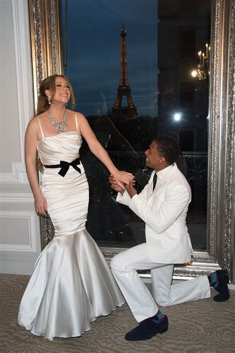 In April 2012, Mariah Carey and Nick Cannon renewed their