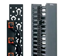 Design Home Computer Network by Rack Cable Managers For Servers Amp Cabinets