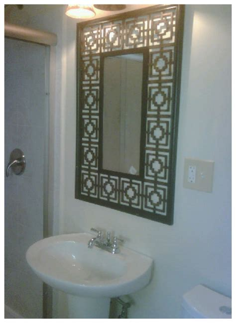 home goods bathroom mirrors how to update a room by