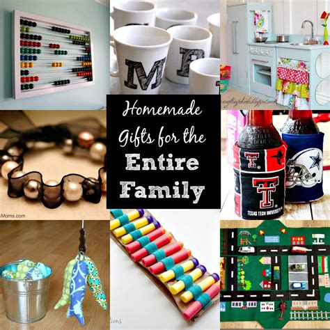 diy gifts for family diy gift ideas for the entire family 30 ideas for all ages simplify live