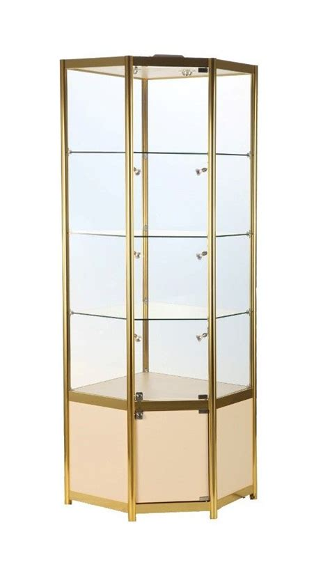 corner display cabinet glass 11 best corner glass display cabinets images on