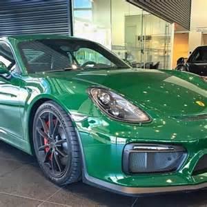 Porsche Green Colors Colors Of Porsche Colorsofporsche Instagram Photos