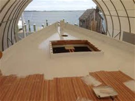 boat deck paint how to paint a sailboat deck shena