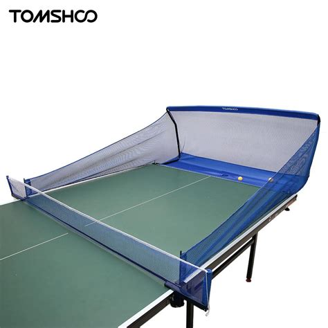 table tennis training net compare prices on table tennis ball machine online