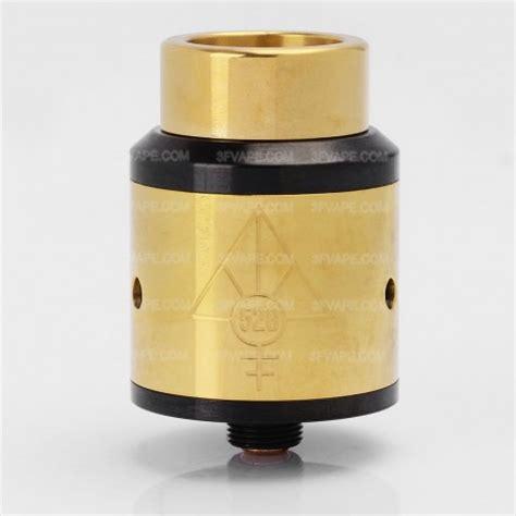 Goon Lostart 24mm Rda lost goon style rda golden 24mm rebuildable