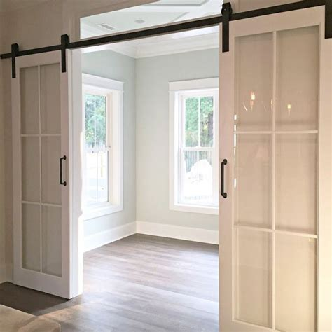 door sliders best 25 interior sliding barn doors ideas on