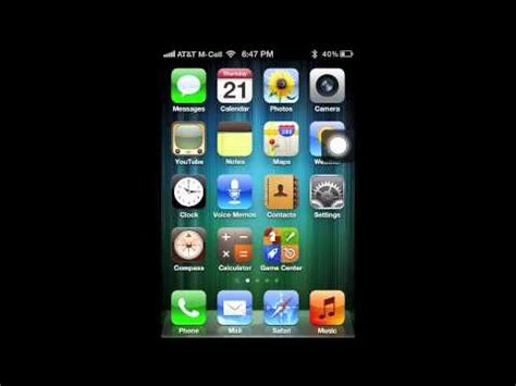 simple fix for iphone home button not working