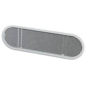 home depot vents master flow 4 in x 12 in high impact resin soffit vent