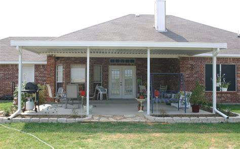 aluminum carports and patio covers