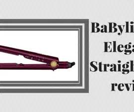 Babyliss Elegance Hair Dryer Reviews best straighteners for hair the fuss