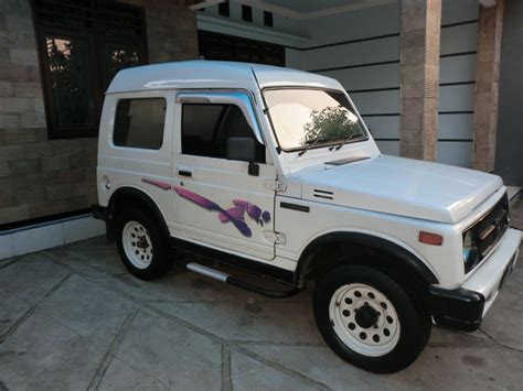Accu Mobil Katana suzuki katana gx th 2000 plat w sidoarjo