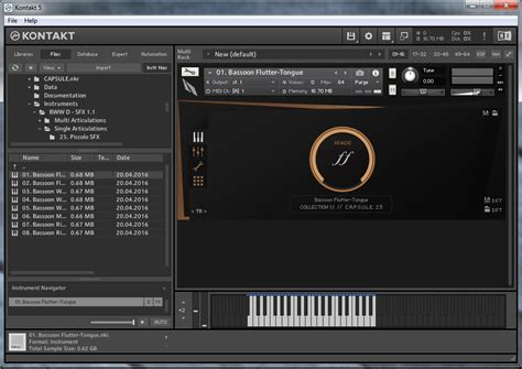drum direktor tutorial orchestral tools berlin woodwinds exp d sfx kontakt
