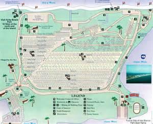 south rv parks map south padre island surf web
