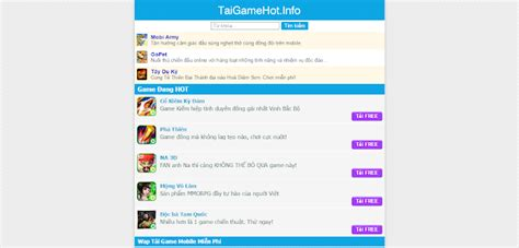 hot themes wap template blogger wap game template blogspot mobile