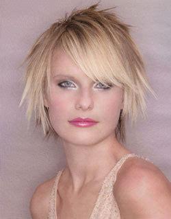 short choppy hairstyles 2010 swept bangs style hair2011 s blog