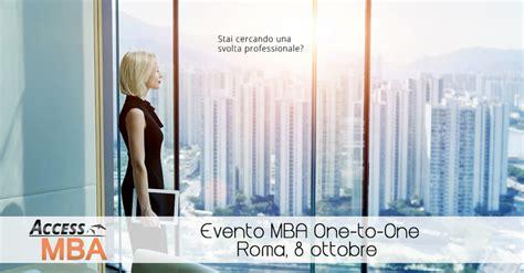The Un Mba by Mba Un Percorso Verso Il Successo Professionale