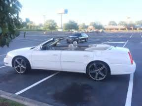 2006 Cadillac Dts Convertible For Sale 2006 Cadillac Dts White For Sale Used Cars For Sale
