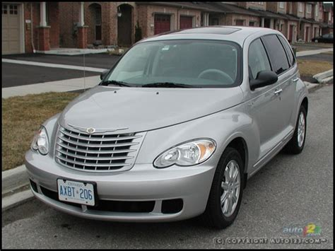 Chrysler Pt Cruiser 2006 by List Of Car And Truck Pictures And Auto123
