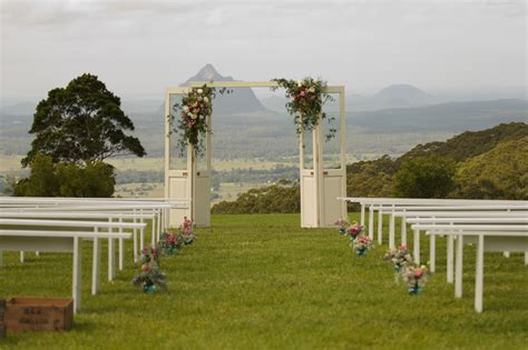 Outdoor Wedding Reception Venues Qld   Home Romantic