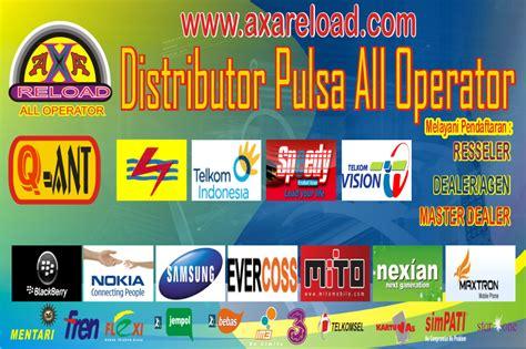 1 Cip All Operator Jual Pulsa axa reload