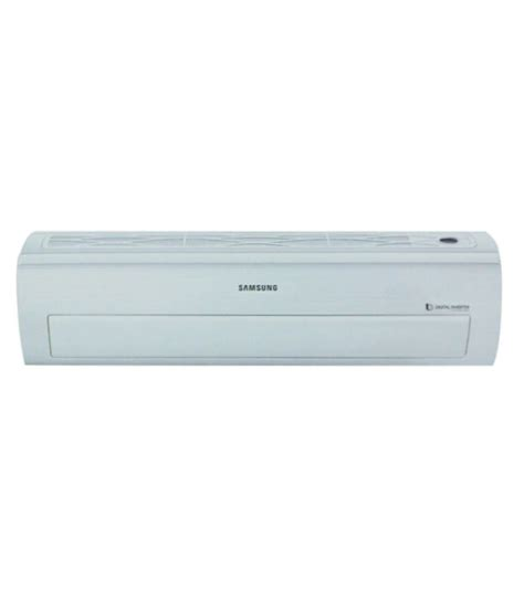 Ac Samsung Standard Inverter samsung 1 5 ton inverter ar18hv5dawk split air conditioner price in india buy samsung 1 5 ton