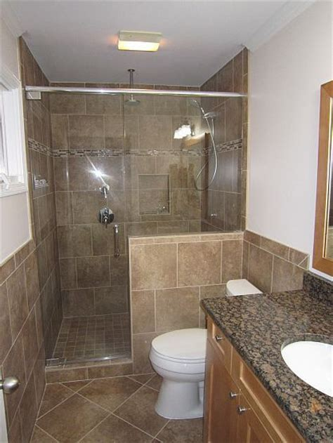 Remodel Small Bathroom With Shower Idea For Bathroom Remodel Looks Like Our Cabinetry From Upstairs Much Tile Wood Floor
