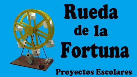 la rueda de la 849456515x c 243 mo hacer una rueda de la fortuna casera muy f 225 cil de hacer viyoutube