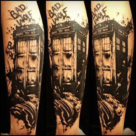 tardis tattoo designs 25 trending doctor who tattoos ideas on