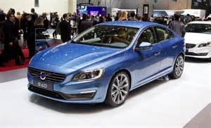 Volvo S60 2014 2014 Volvo S60 D4 Review Car