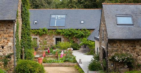 bed and breakfast cottages in la maison des lamour b b and cottages