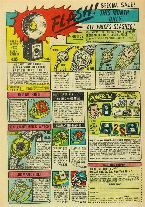 1000 images about retro comic book ads on pinterest