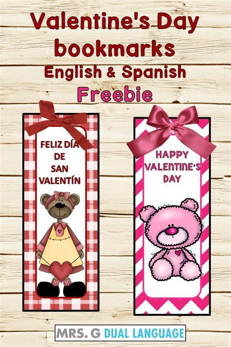 printable bookmarks in spanish die besten 25 spanish immersion ideen auf pinterest