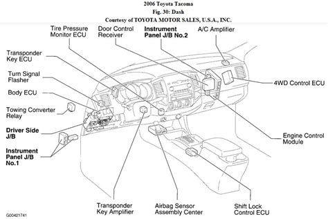 1999 toyota tacoma parts diagram toyota tacoma diagram